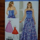 Simplicity Pattern # 1910 UNCUT Misses Evening Gown Dress Special Occasion Size 6 8 10 12 14