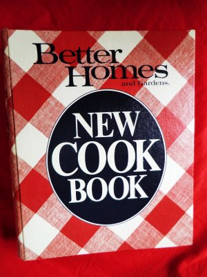 Vintage 1981/1982 Better Homes and Gardens New Cookbook