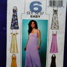 Butterick Pattern # 4182 UNCUT Misses Halter Dress Size 18 20 22