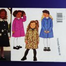Butterick Pattern # 3270 UNCUT Girls Coat Size 6 7 8