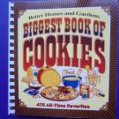 Biggest Book of Cookies Cookbook from Better Homes and Gardens.