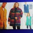 Butterick Pattern # 3161 UNCUT Mens / Misses Jacket Size XS Small Medium