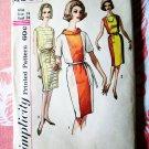 Simplicity Pattern # 4349 UNCUT Misses # 4349 Size 14