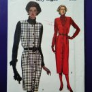 Vogue Pattern # 8477 UNCUT Misses Jumper and Top Size 8 10 12