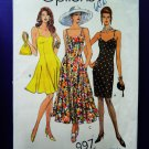 Vogue Pattern # 8314 UNCUT Misses Summer Dress Flared Size 6 8 10