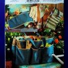 Vogue Craft Pattern # 7887 UNCUT Garden Accessories Bag Apron