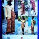 Vogue Pattern # 1558 UNCUT Misses Summer 5 Piece Wardrobe Size 18 20 22