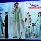 Vogue Pattern # 1315 UNCUT Misses Jacket Dress Top Skirt Pants Size 6 8 10