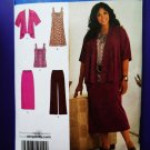 Simplicity Pattern # 2419 UNCUT Misses Jacket Dress Pants Skirt Size 10 12 14 16 18