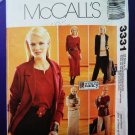 McCalls Pattern # 3331 UNCUT Misses Wardrobe STRETCH KNITS ALL Sizes
