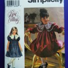 Simplicity Pattern # 9377 UNCUT Girls Dress Size 5 6 6X