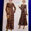 Vogue Pattern # 8772 UNCUT Misses Dress Duster Size 18 20 22
