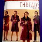 Simplicity Pattern # 4408 UNCUT Misses THREADS Wardrobe Size 18 20 22 24