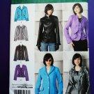 Simplicity Pattern # 2313 UNCUT Misses Jacket Variations Size 6 8 10 12 14