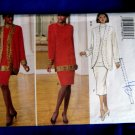 Butterick Pattern # 3556 UNCUT Misses Jacket Top Dress Size 20 22 24