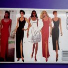 Butterick Pattern # 6748 UNCUT Misses Formal Dress Long Short Size 6 8 10 12