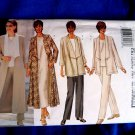 Butterick Pattern # 6473 UNCUT Misses Wardrobe Duster Pants Top Dress Size 18 20 22