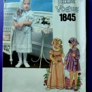Vogue Pattern # 1845 UNCUT Girls Dress Scarf Size 5