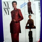 McCalls Pattern # 6844 UNCUT Misses Tunic Jacket Pants Size 10
