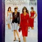 Avantgarde Pattern # 23345 UNCUT Misses Jacket Skirt Size 10 12 1416 18 20 22