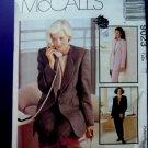 McCalls Pattern # 9023 UNCUT Misses Jacket Top Pants Size 14