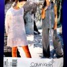 Vogue Pattern # 1359 UNCUT Misses Top Skirt Pants Calvin Klein Size 8 10 12