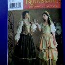 Simplicity Pattern # 3809 UNCUT Misses Renaissance Costume  Size 10 12 14