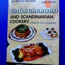 Smorgasbord & Scandinavian Cookery for Americans Cookbook Brobeck Kjellberg Swedish Recipes