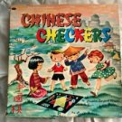 Vintage 1959 CHINESE CHECKERS Box