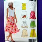 New Look Pattern # 6569 UNCUT Misses Top Skirt Variations Size 8 10 12 14 16 18
