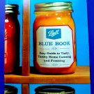 Vintage 1969 Blue Book Canning & Freezing Ball Brothers Company Edition 28