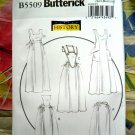 Butterick Pattern # 5509 UNCUT Misses Aprons Size Small Medium Large History Vintage