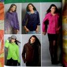 Simplicity Pattern # 2504 UNCUT Misses Coat Size 8 10 12 14 16