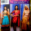 Simplicity Pattern # 4249 UNCUT Misses Ballywood Dancing  Costume Size 14 16 18 20