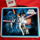 William Sonoma Star Wars Limited Edition Lunch Box with (2) Sandwich Cutters