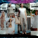 Vogue Pattern # 2317 UNCUT Misses Wardrobe Top Pants Dress Size 18 20 22