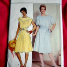 Butterick Pattern # 4794 UNCUT Misses Pullover Dress Sash Size 16