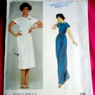 Vogue Paris Pattern # 1318 UNCUT Misses Dress Size 16 Nina Ricci