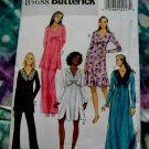 Butterick Pattern # 5688 UNCUT Top Pants Gown STRETCH KNITS Size Large XL XXL