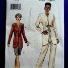 Vogue Pattern # 9181 UNCUT Misses Jacket Skirt Pants Size 14 16 18