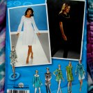 Simplicity Pattern # 3530 UNCUT Project Runway Misses Dress / Tunic  Size 14 16 18 20 22