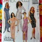 McCalls Pattern # 7135 UNCUT Misses Dress Tunic Pants Size 12