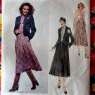 Vogue Pattern # 1964 UNCUT Misses Blouse Jacket Skirt Size 16 American Designer Don Sayres