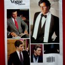 Vogue Pattern # 2826 UNCUT Mens Bow Tie / Scarf/ Tie/ Ascot  All sizes