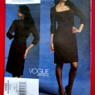 Vogue Pattern # 1121 UNCUT Misses Dress Size 6 8 10 12 Badgley Mischka American Designer