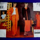 Vogue Pattern # 2533 UNCUT Misses Wardrobe Jacket Top Dress Pants Size 12 14 16