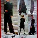 Vogue Pattern # 1471 UNCUT Misses Wardrobe Jacket Top Skirt Pants Scarf Size 8 10 12