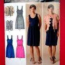 Simplicity Pattern # 0469 Dress Jacket Size 6 8 10 12 14 Cynthia Rowley