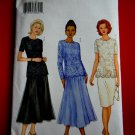 Butterick Pattern # 6929 UNCUT Misses Special Occasion Top Skirt Size 14 16 18