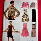 New Look Pattern # 6799 UNCUT Misses Dress Jacket Size 8 10 12 14 16 18